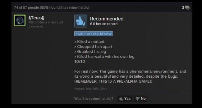 steam oceny gier