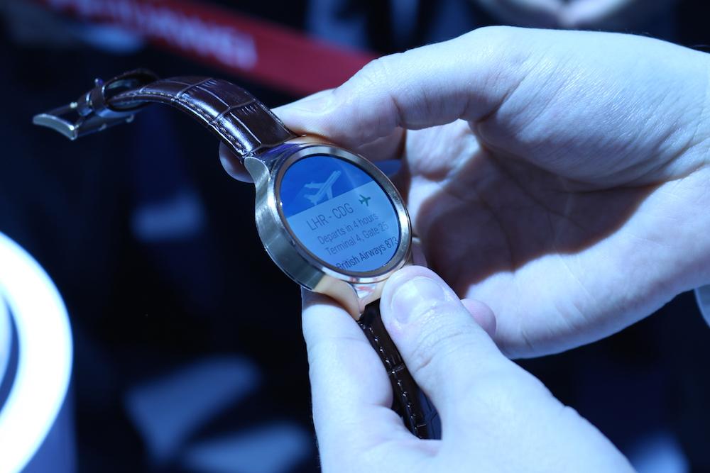 Huawei smartwatch, 1