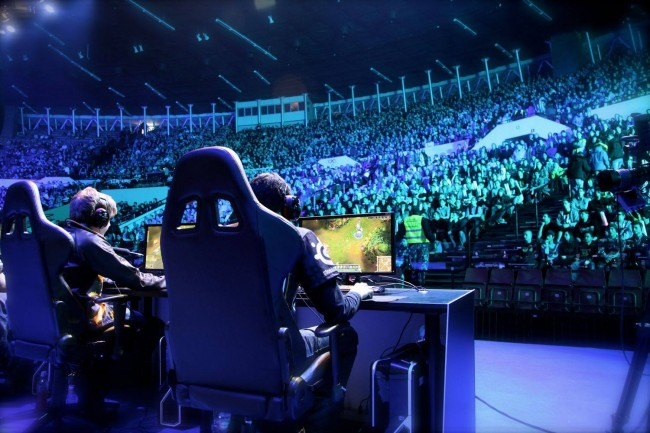 INTEL EXTREME MASTERS 2015 2