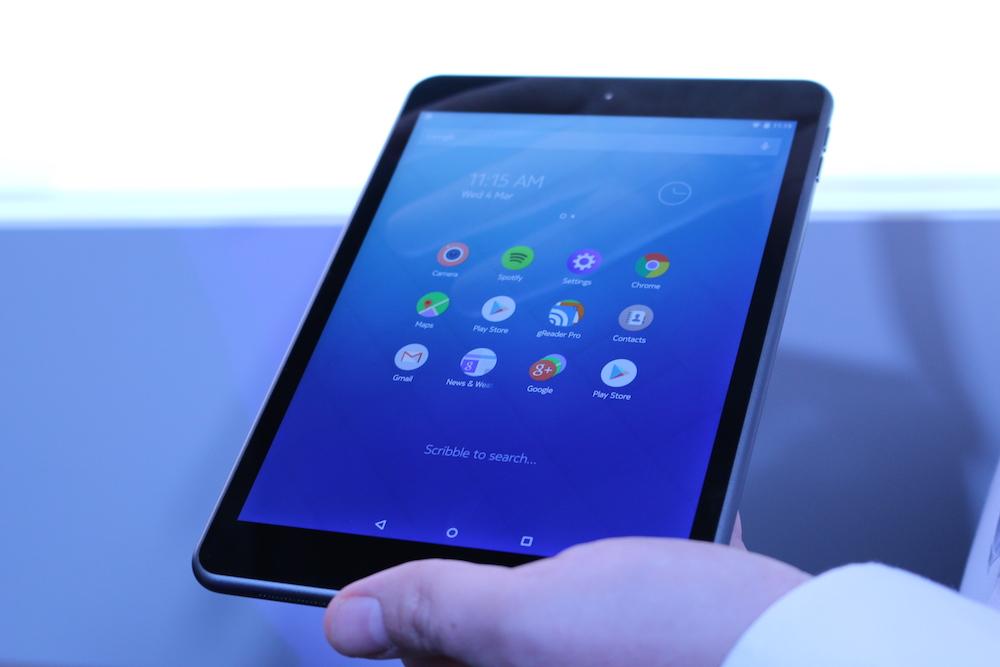 Nokia N1, 1