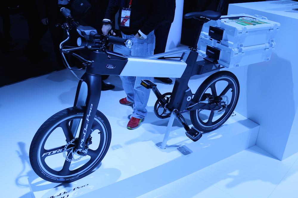 Rower Forda, 1