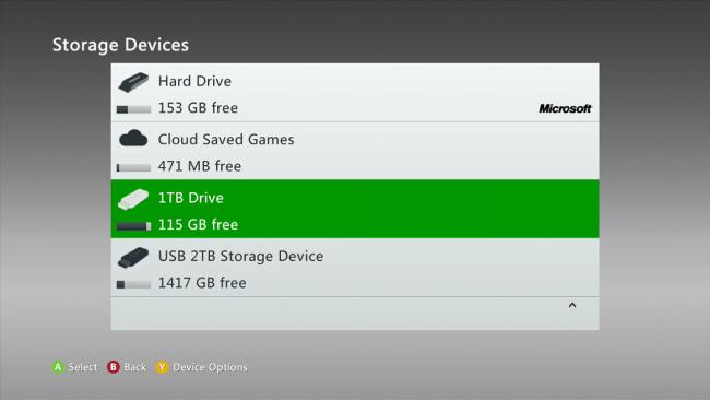 Xbox Dysk 2 TB