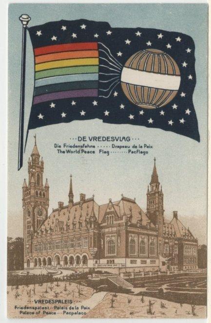 Flaga Jamesa Williama van Kirka