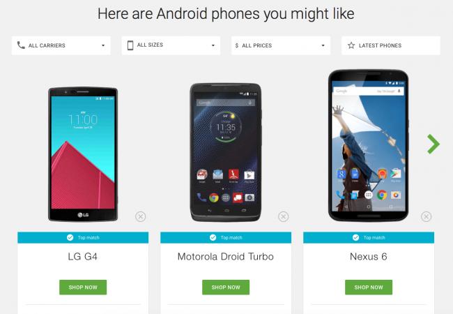 Google-wybór-smartfona-Android-4