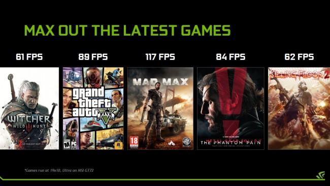 GeForce GTX 980 gry