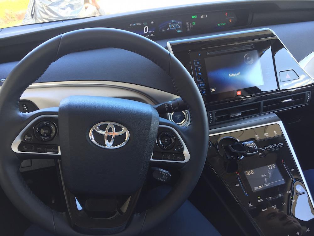 Toyota Mirai, 4
