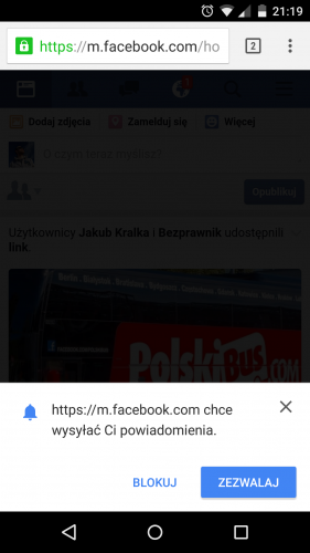 chrome-android-facebook
