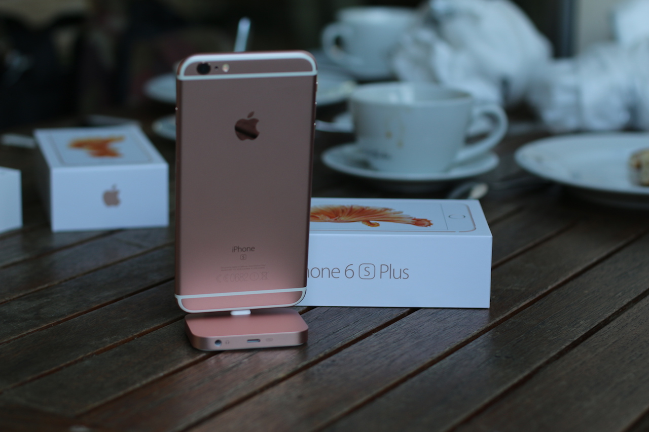iPhone 6s i 6s Plus, 3