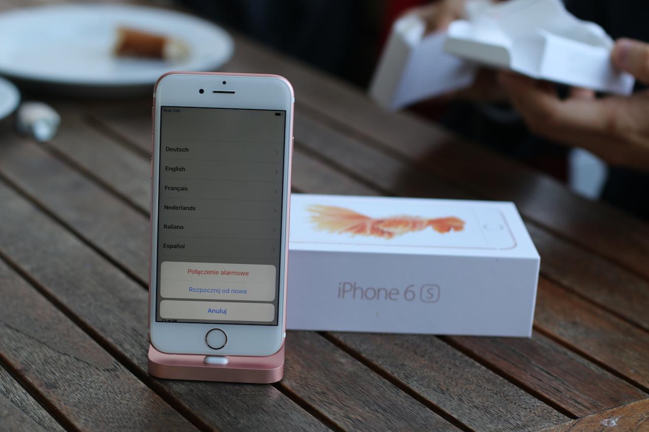 iPhone 6s i 6s Plus, 9