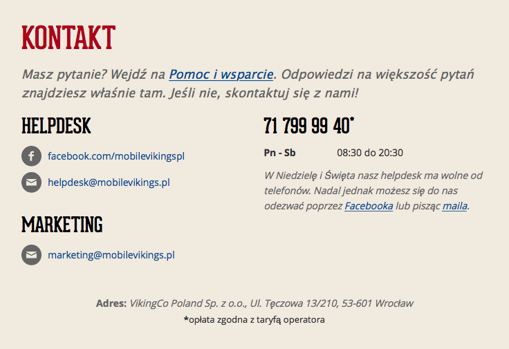 Źródło: Mobilevikings.pl