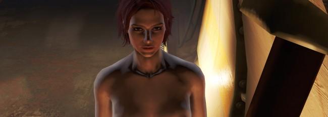 Fallout 4 - Glorious Female Nude Mod