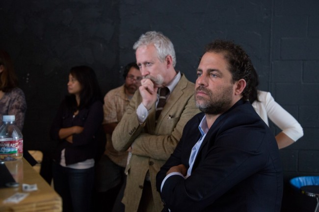 Brett Ratner, director of the Decoding the Brain episode of Breakthrough.(photo credit: National Geographic Channels/Stewart Volland)