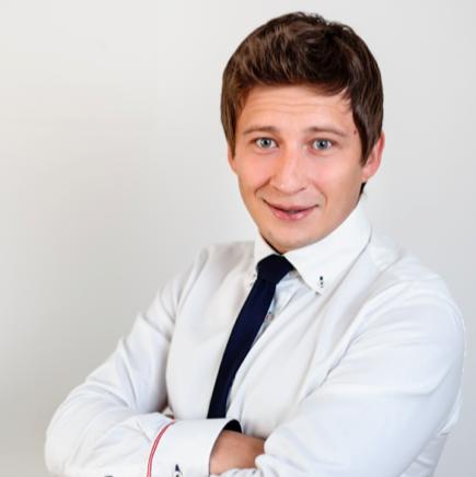 Hubert Wydrych, CEO Monitori