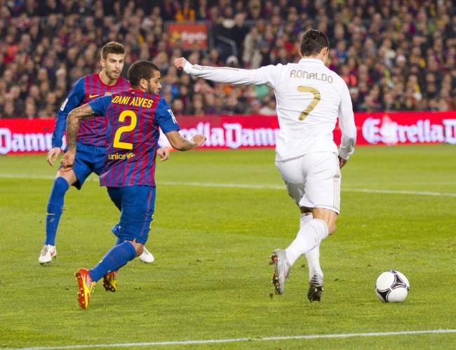 fc barcelona real madryt 2015 mecz online