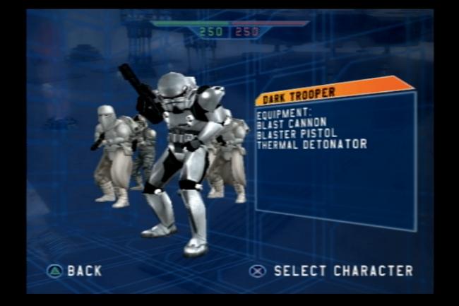 Star Wars Battlefront na Playstation 2 (fot. MobyGames)