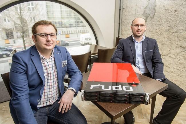 Patryk Brożek i Paweł Dawidek z Wheel Systems