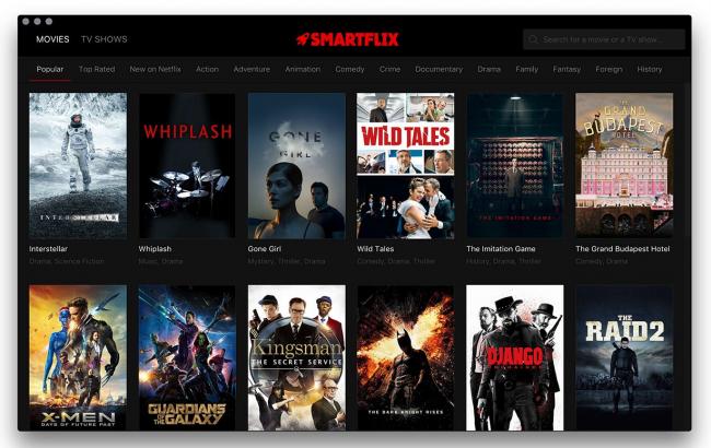 Smartflix Netflix