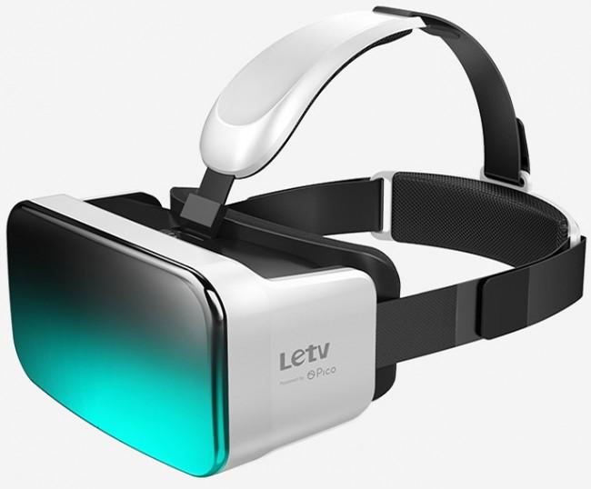 """Gogle VR z ekranem 2K 5,5"""" za 688 zł"""
