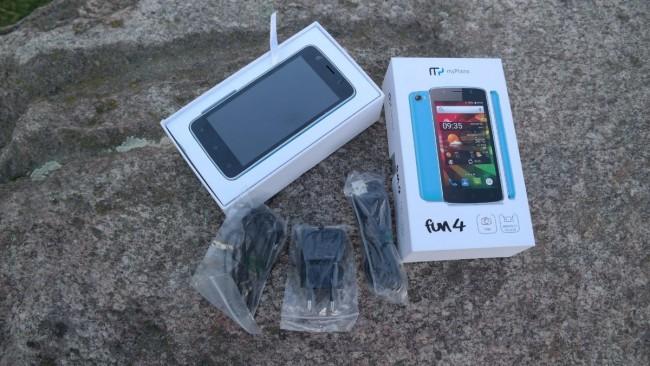 myPhone Fun 4 1