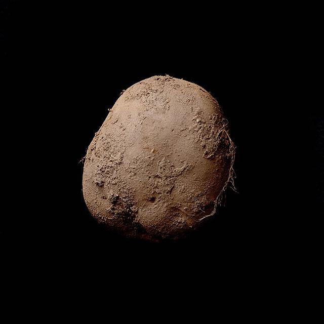 zdjęcie ziemniaka za milion dolarów