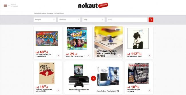 Nowy Nokaut - serwis tematyczny rozrywka