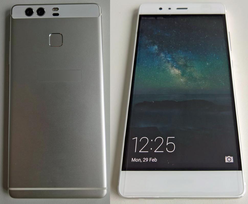 Huawei P9. Źródło: www.pocket-lint.com