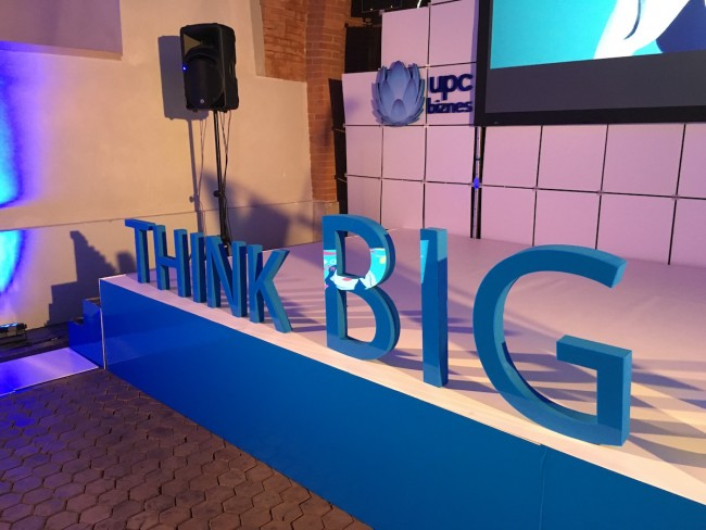 Think Big - UPC Biznes